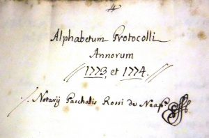 The available sources in the State Archives - Antenati